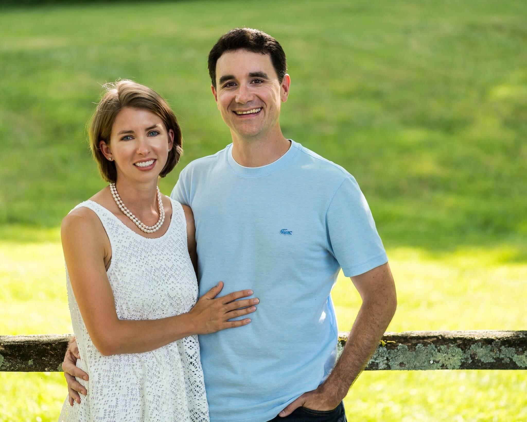 John & Megan Rhodes